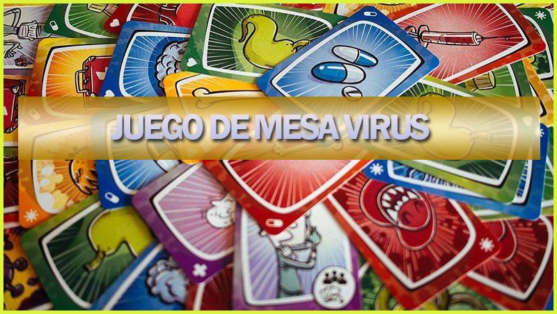 Juego de mesa Virus