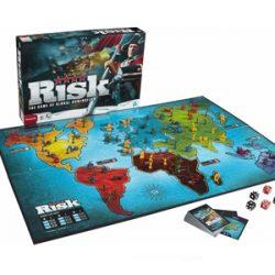 El juego del Risk