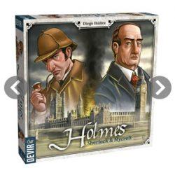Juegos de mesa Sherlock Holmes