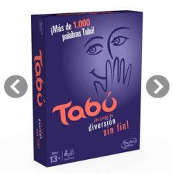 Juegos de mesa Tabú